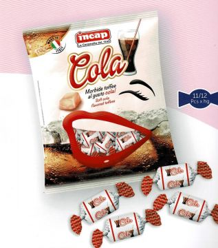 COLA 300g- حلوي طوفي بطعم الكولا 300 جم