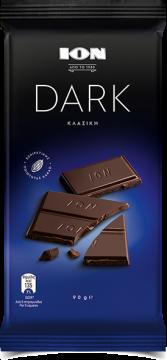 dark classic 90g - شيكولاتة أيون دارك كلاسيك 90 جرام