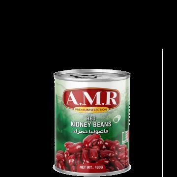 Canned Red Kidney Beans 400g AMR - فاصولياء حمراء