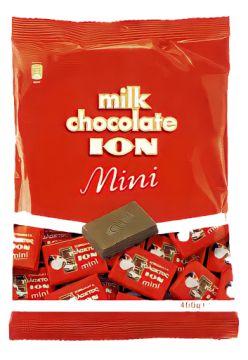 Mini milk Choco 400 g - شيكولاتة أيون أكياس بالحليب