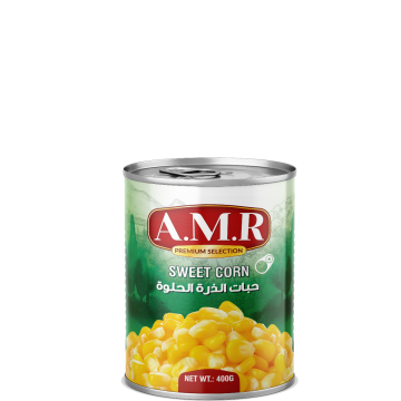 Canned Sweet Corn AMR 400g - الذرة الحلو 400جم