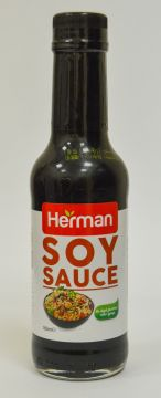 herman soya sauce 160g - هيرمان صلصة الصويا 160جم