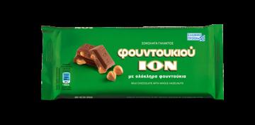 ION HAZELNUT  CHOCOLATES 100g - شيكولاتة ايون بالبندق 100 جرام