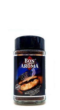 bon aroma decaffeinated classic 100g - انستانت كوفي  منزوع الكافين100جم*12 بون اروما