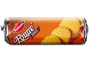fourre  choco flavor 300g - بسكويت هولندى هيلما فوريه 300جرام  شوكو