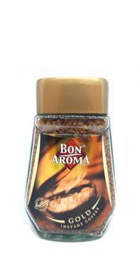 instant coffee bon aroma gold 100g - انستانت كوفي جولد100جم*12 بون اروما