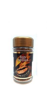 instant coffee bon aroma gold 50g-بون اروما نسكافيه جولد50جم*12